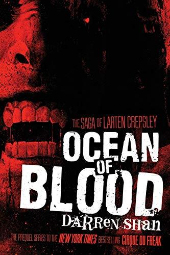 9780316078672: Ocean of Blood (The Saga of Larten Crepsley)