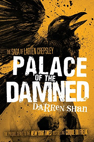 9780316078696: Palace of the Damned (The Saga of Larten Crepsley)
