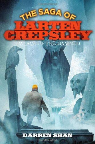 9780316078702: Palace of the Damned (The Saga of Larten Crepsley)
