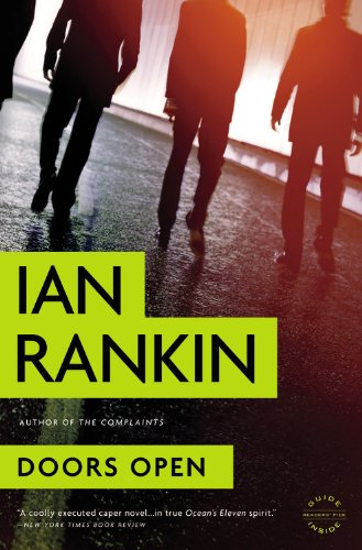 DOORS OPEN: Rankin, Ian