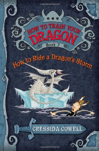 How to Train Your Dragon Book 7: Cressida Cowell