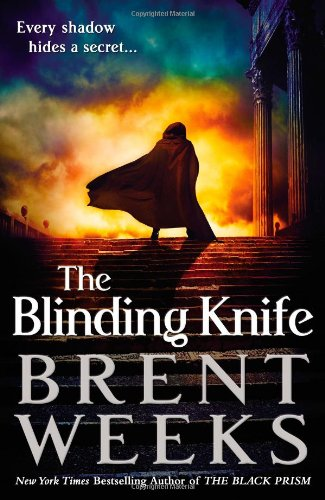 9780316079914: The Blinding Knife (Lightbringer)