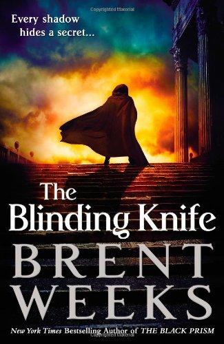 9780316079914: The Blinding Knife