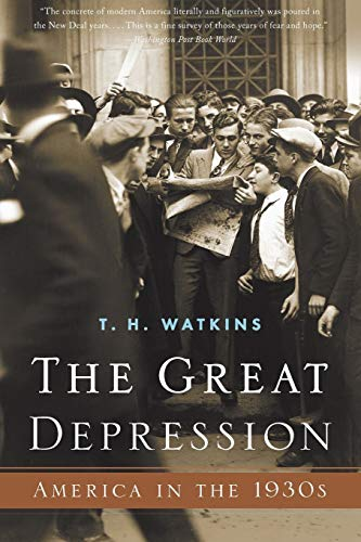 9780316080439: The Great Depression: America in the 1930s