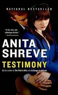 9780316080514: Testimony: A Novel