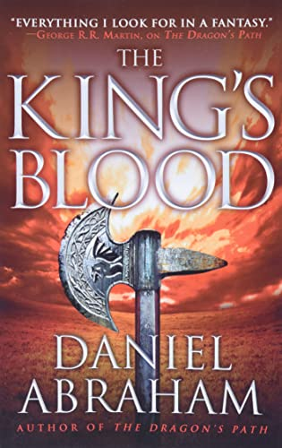 9780316080774: The King's Blood (The Dagger and the Coin)