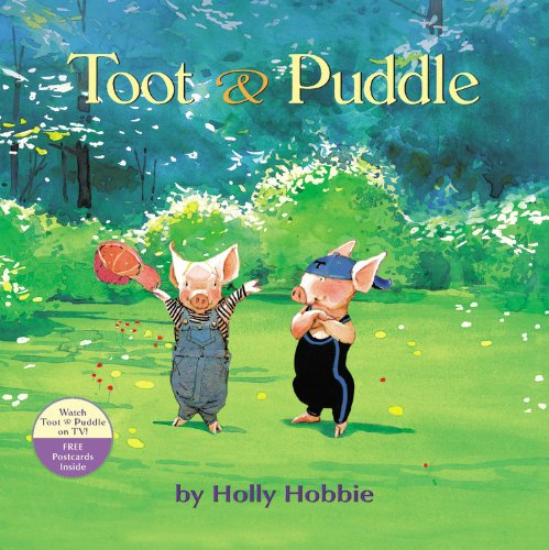 9780316080804: Toot & Puddle [With Postcard]