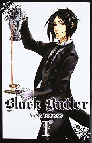 9780316080842: Black Butler, Vol. 1