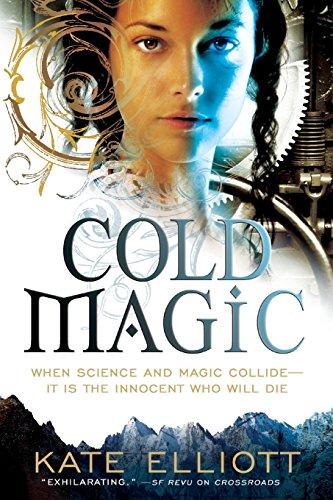 9780316080859: Cold Magic (The Spiritwalker Trilogy)