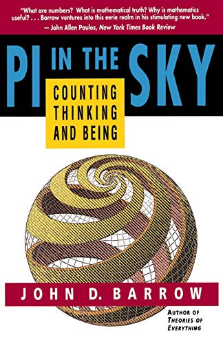 9780316082594: Pi in the Sky: Counting, Thinking, and Being