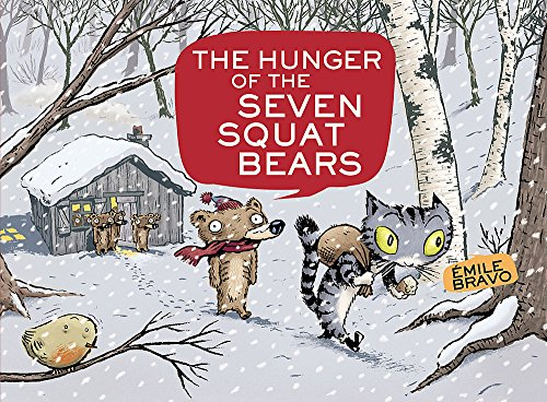 9780316083614: The Hunger of the Seven Squat Bears