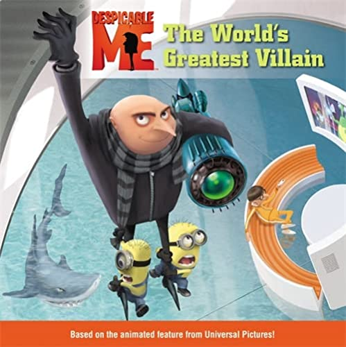 9780316083775: Despicable Me: The World's Greatest Villain