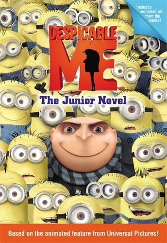 9780316083805: Despicable Me: The Junior Novel