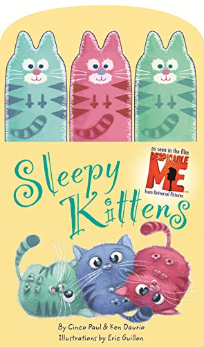 9780316083812: Sleepy Kittens (Despicable Me)