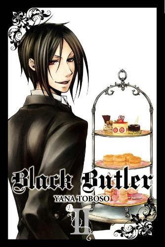 9780316084253: Black Butler: Vol 2