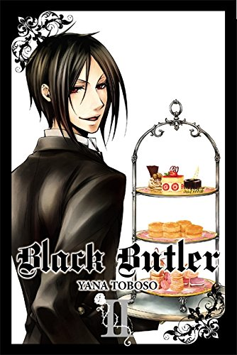 9780316084253: Black Butler, Vol 2