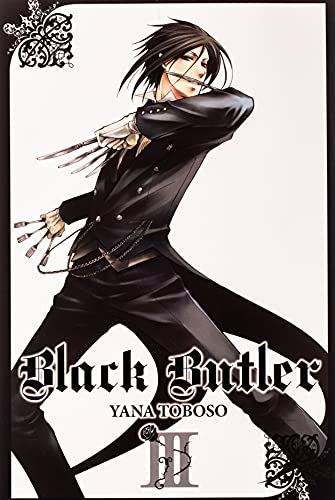 9780316084260: Black Butler, Vol 3