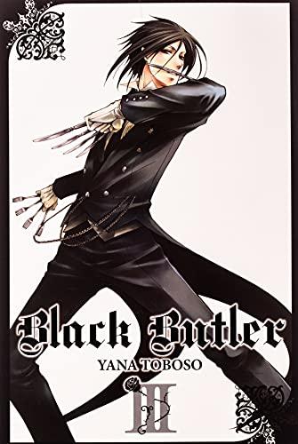 9780316084260: Black Butler: Vol 3