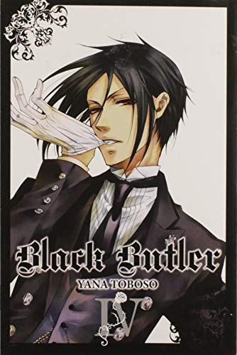 9780316084284: Black Butler, Vol. 4