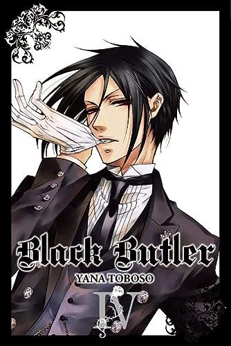 9780316084284: Black Butler: Vol 4