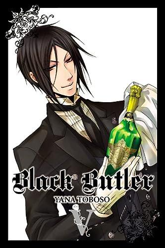 9780316084291: Black Butler: Vol 5