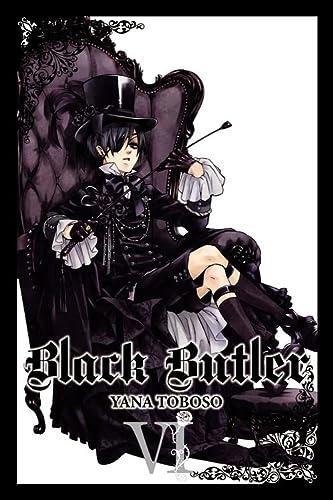 9780316084307: Black Butler: Vol 6