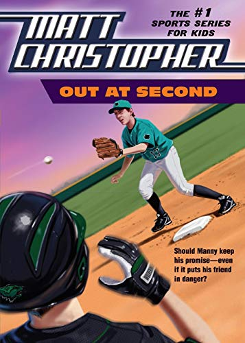 9780316084819: Out at Second (Matt Christopher)