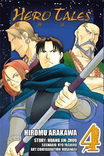 Hero Tales, Vol. 4: Zhou, Huang Jin
