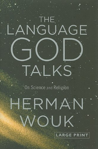 9780316085076: The Language God Talks: On Science and Religion