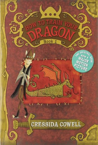 How to Train Your Dragon Book 1: Cressida Cowell