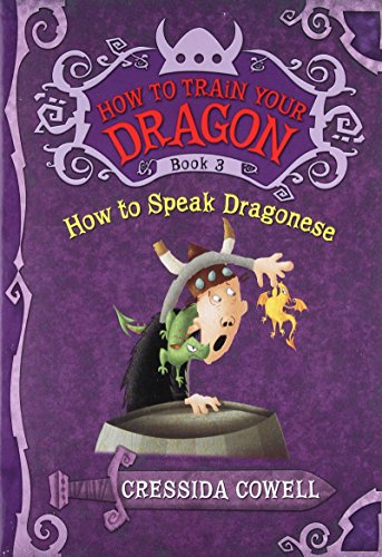 9780316085298: How to Speak Dragonese (How to Train Your Dragon (Heroic Misadventures of Hiccup Horrendous Haddock III))