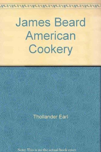 9780316085649: James Beard American Cookery