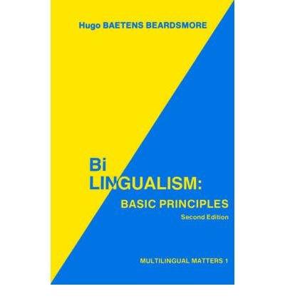 9780316085694: Bilingualism: Basic Principles (Multingual Matters)