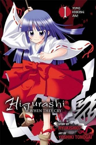 9780316086110: Higurashi When They Cry: Time Killing Arc, Vol 1