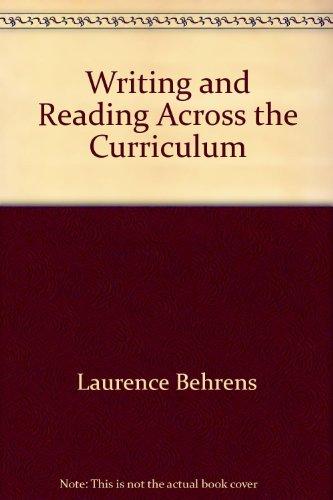 Free Writing Curriculum Samples