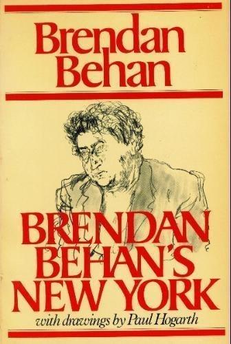 9780316087742: Brendan Behan's New York