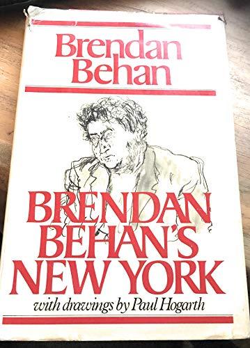 9780316087773: Brendan Behan's New York