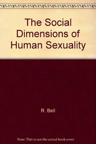 9780316088251: The Social Dimension of Human Sexuality,