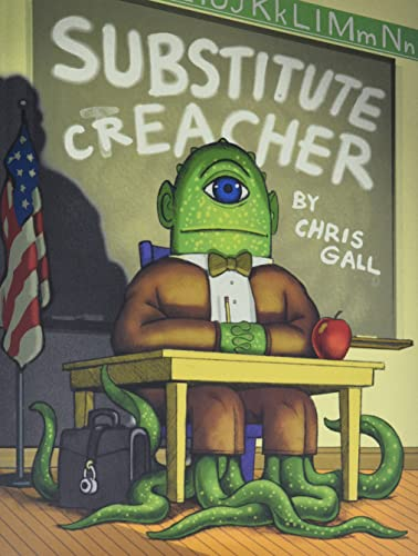 9780316089159: Substitute Creacher