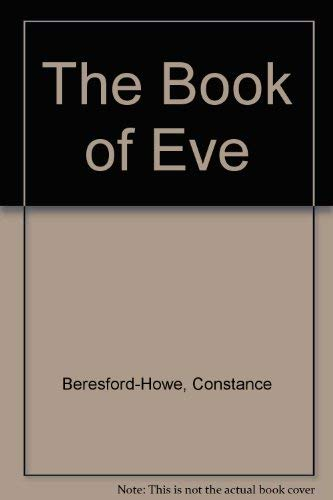 9780316091404: The Book of Eve