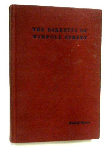 Barretts of Wimpole Street: Besier, Rudolf