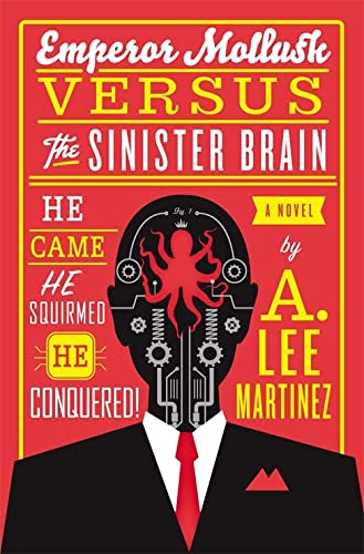 9780316093538: Emperor Mollusk versus The Sinister Brain