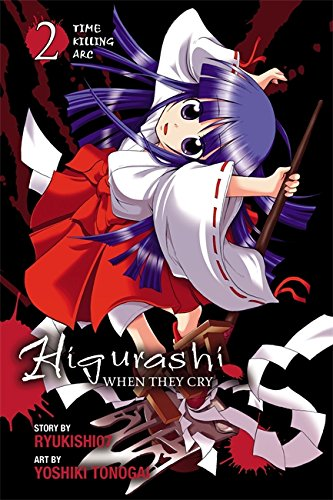 9780316097666: Higurashi When They Cry: Time Killing Arc, Vol 2