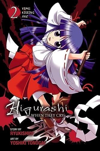 9780316097666: Higurashi When They Cry: Time Killing Arc, Vol. 2 - manga