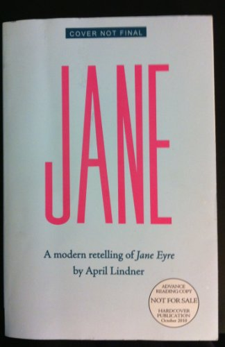 9780316098656: Jane [Taschenbuch] by April Lindner