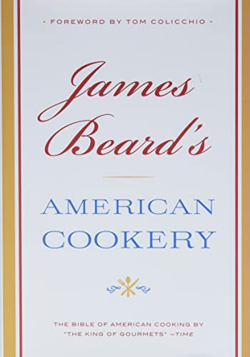 9780316098687: James Beard's American Cookery