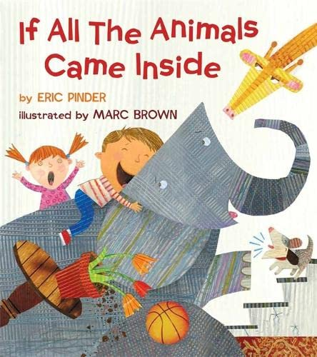 If All the Animals Came Inside: Eric Pinder