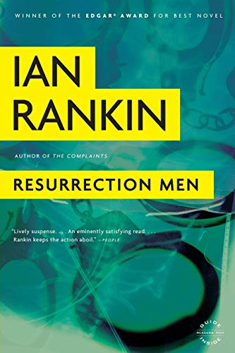 9780316099219: Resurrection Men (A Rebus Novel)
