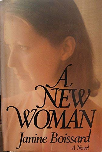 A New Woman (0316100994) by Boissard, Janine