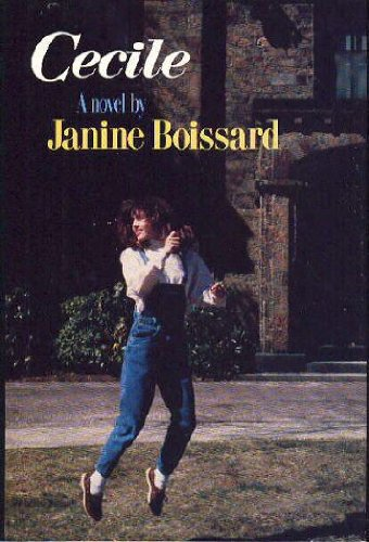 Cecile: A Novel (0316101036) by Boissard, Janine